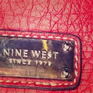 Nine West Bifold Bag (Red)